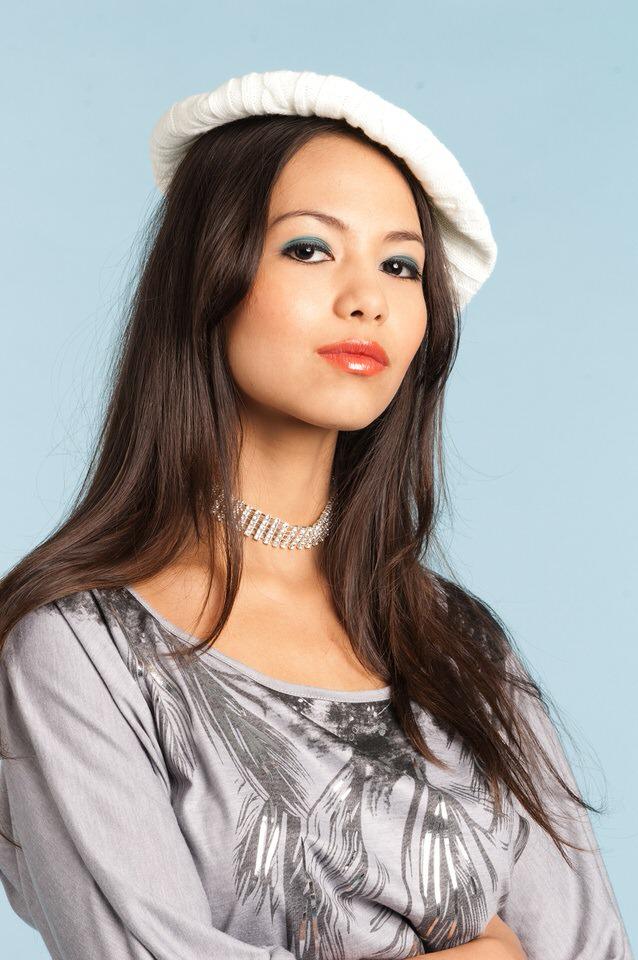 foto modella di ragazza cinese